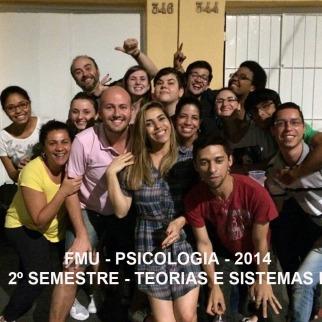 TEORIAS E SISTEMAS - TURMA 2SEM