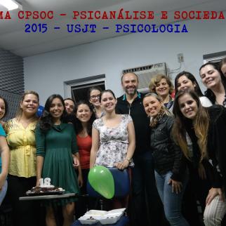 Estágio Psicanálise e Sociedade 2015